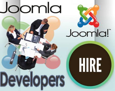 Hire an Experienced Joomla Website Developer for Your Professional Website | Joomla Web Services | Scoop.it