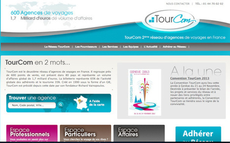 Le store to web et Web to Store version Tourcom... | Web to store Franchise | Scoop.it