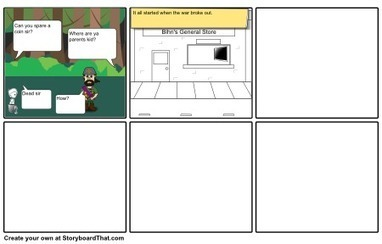 Welcome to Storyboard That – The FREE online storyboard creator for schools and businesses. | Educational Discourse | Scoop.it