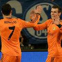 Cristiano Ronaldo and Gareth Bale star in Real Madrid's 6-1 win over Schalke - SkySports   Soccer   Scoop.it