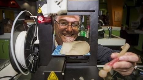 3D bioprinting will be big | Inside3DP | Peer2Politics | Scoop.it