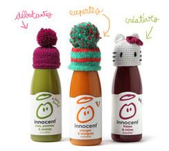 Article INNOCENT: plus de 300 000 bonnets coifferont les bouteilles de smoothies ‹ Carenews | generosite-associations | Scoop.it