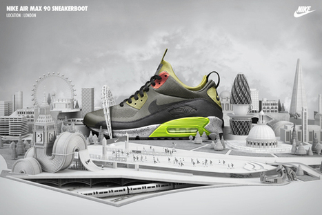 Publicidad de Tennis Nike por Chris LaBrooy | Publicidad & Marketing | Scoop.it