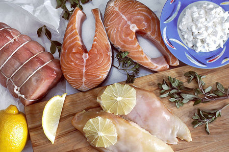 High-Protein Diet Study Flawed, Risk Overblown   Medical Devices Healthcare Nutrition Pharma   Scoop.it