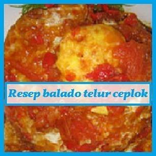 RESEP BALADO TELUR CEPLOK / MATA SAPI - RESEP MASAKAN | Resep Masakan | Scoop.it