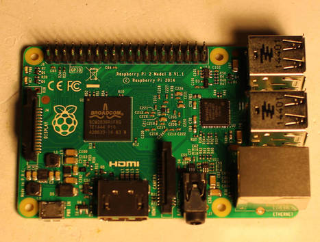 Performance Testing the New $35 Raspberry Pi 2 | home automation | Scoop.it