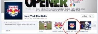 Les New York Red Bulls annoncent la première app de ticketing sportif sur Facebook | Coté Vestiaire - Blog sur le Sport Business | Scoop.it