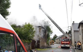 Hèches. Ravagée par un incendie - La Dépêche | Vallée d'Aure - Pyrénées | Scoop.it