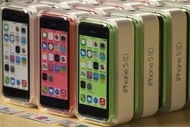 The last word on those reports of iPhone 5C supply chain cuts | Marketing | Scoop.it