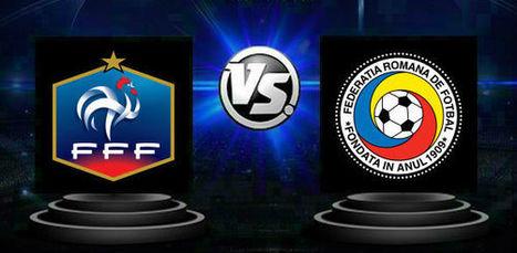 Franța vs România - EURO 2016 - Grupa A | Ponturi pariuri | Scoop.it