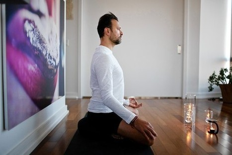 A CEOs Secret to Decision-Making: Meditate in Silence | Leadership and Spirituality | Scoop.it
