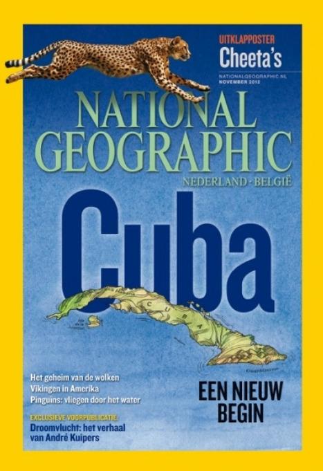 National Geographic: In Amerika benoemd als het beste tablet magazine is niet bang voor digitaal | BlokBoek e-zine | Scoop.it