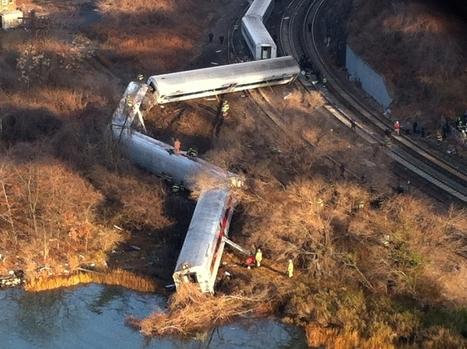 4 doden en 67 gewonden door ontspoorde trein in New York | actua cedric | Scoop.it
