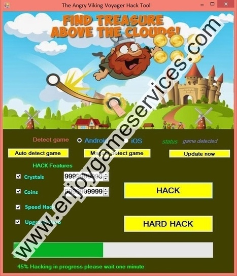 The Angry Viking Voyager Hack Tool | game | Scoop.it