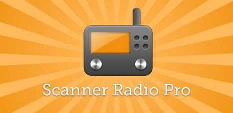 Scanner Radio Pro v4.0.2 - APK Pro World | APK Pro Apps | Scoop.it