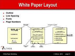 Six Secrets of a Successful White Paper | Content Marketing & Content Strategy | Scoop.it