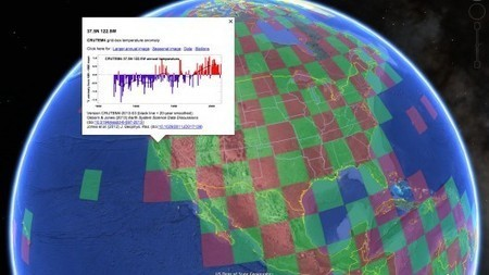 Reserachers bring extensive world temperature records to Google Earth | Amazing Science | Scoop.it