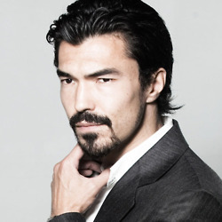Ian Anthony Dale (Japanese, French, English) [American] | Biracial | Scoop.it