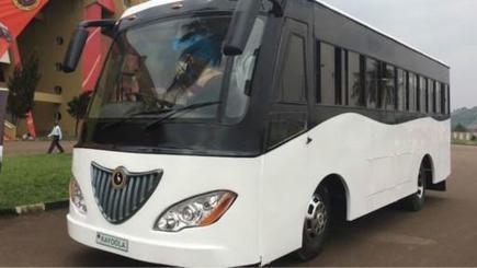 Ouganda : le premier bus solaire africain | Actualités Afrique | Scoop.it