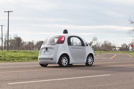 Voitures autonomes : les conducteurs sont plus inquiets qu'impatients de les utiliser   Freewares   Scoop.it