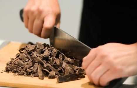 La mousse au chocolat ultra légère et sans oeufs de Thierry Marx - 20minutes.fr   sanslactose   Scoop.it