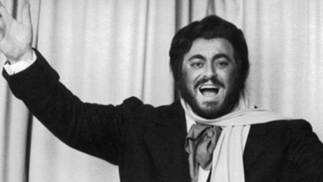 Sale a la luz la primera grabación de Luciano Pavarotti - RTVE | The Musical Touch | Scoop.it