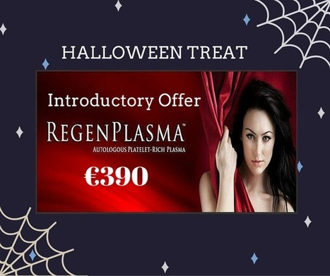 New PRP Anti-Ageing Treatment - At Special Introductory Offer | Luxury Spa, Wellness and Beauty Experience | Scoop.it