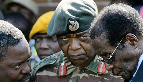 Army wields veto power over Zanu-PF succession - Bulawayo24 | NGOs in Human Rights, Peace and Development | Scoop.it