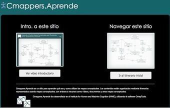 Aprendre.Cmappers / Cmappers.Learn, para aprender mapas conceptuales   Representando el conocimiento   Scoop.it