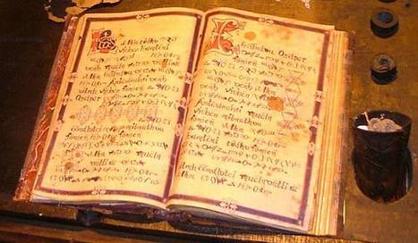 A Real Book of Shadows-What is It? | Witchcraft | Scoop.it