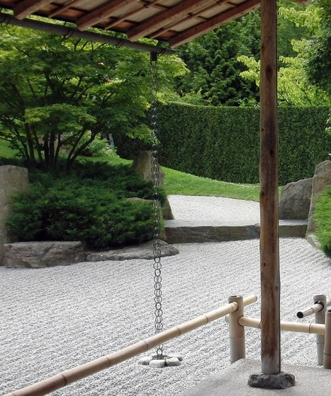 Japanese Gardens as Places of Wellness and Transformation   Zen Gardens   Scoop.it
