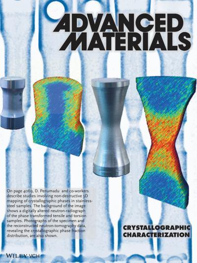Neutron tomography technique reveals phase fractions of crystalline materials in 3-dimensions | Research | Scoop.it