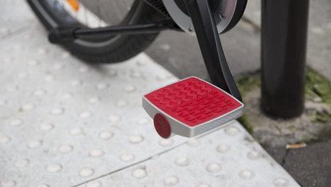 El pedal que previene robos de bicicletas | Educacion, ecologia y TIC | Scoop.it