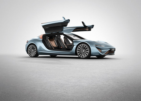 Salt water-powered electric car prototype approved for roads in Europe | Sustainable Design Thinking | Scoop.it