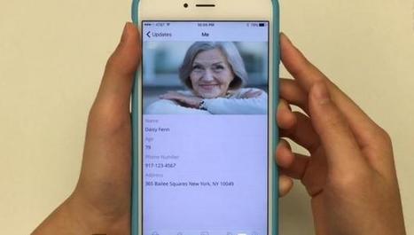 Menina de 12 anos cria app para ajudar a avó com Alzheimer   Superinteressante   dt+i   Scoop.it