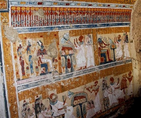 The Archaeology News Network: Tomb of ancient Egyptian beer brewer unearthed | Archaeology Today | Scoop.it