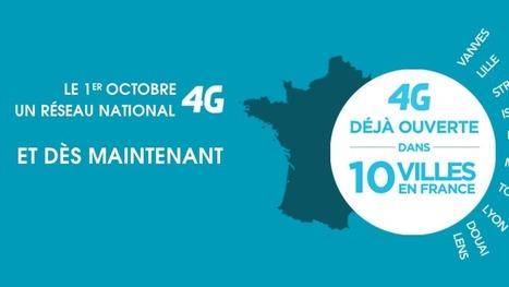 La 4G de Bouygues lancée avant l'heure | Geeks | Scoop.it