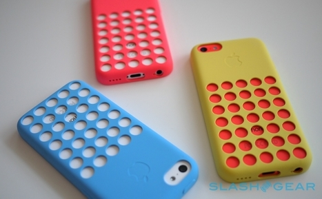 iPhone 5S and 5C Cases hands-on.. made by Apple | something about the life | Scoop.it