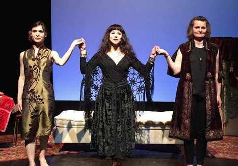 Grisélidis par Coraly Zahonero | Revue de presse théâtre | Scoop.it