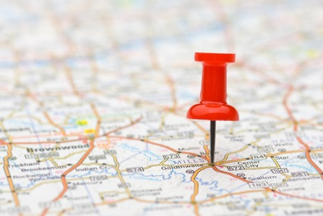 Location, location, location! How to Put User Geography Into Play for Your Mobile App | Mobile 2 Store | Scoop.it