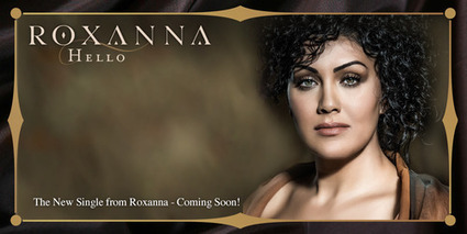 """EMERGING SINGER-SONGWRITER ROXANNA TO RELEASE ROMANTIC TAKE OF LIONEL RICHIE'S """"HELLO"""" ON ITUNES MARCH 11 