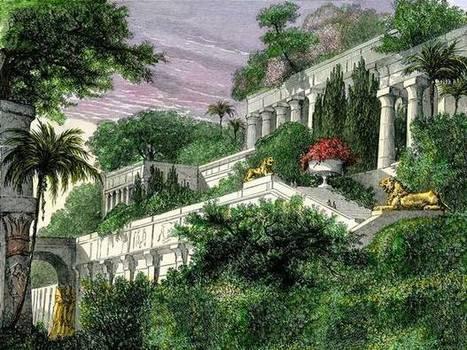 La antigua maravilla del mundo, los Jardines Colgantes, no estaban en Babilonia, sino en Nínive - Arqueología, Historia Antigua y Medieval - Terrae Antiqvae | LAS MARAVILLAS DEL MUNDO | Scoop.it
