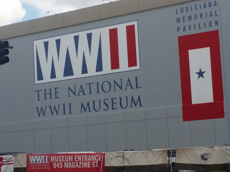 WWII Museum In New Orleans Worth 2-Day Ticket | World at War | Scoop.it