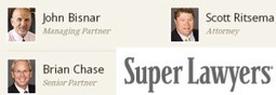 Three Bisnar Chase Personal Injury Attorneys Make 2014 Super Lawyers List | bisnar chase | Scoop.it