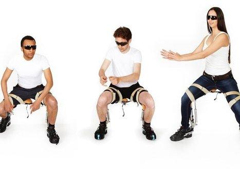 Sit Anywhere on a Chair You Can Wear   Web design com jeitinho brasileiro   Scoop.it