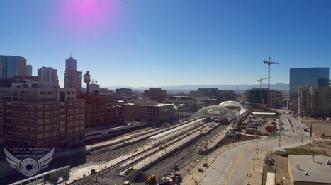 Downtown Denver Photo shoot - Aerial Imaging Productions | Aerial Video | Scoop.it