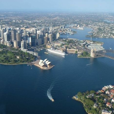 'Reimagined' Sydney must be three cities: Lucy Turnbull | Yr 7-10 Geography | Scoop.it