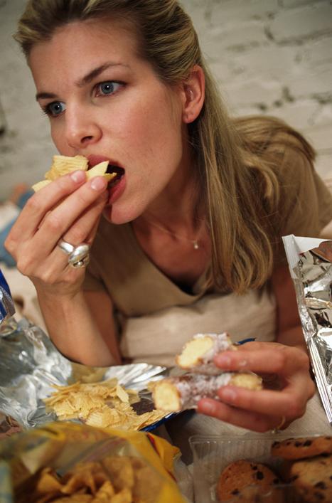 1 in 4 indulge bizarre late-night food cravings | Food issues | Scoop.it