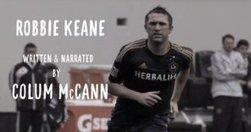 Irish author Colum McCann's moving ode to Robbie Keane | The Irish Literary Times | Scoop.it