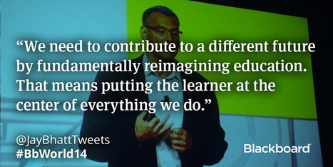 #BbWorld14 Corporate Keynote Notes | EdTech Connection | Education Technology | Scoop.it